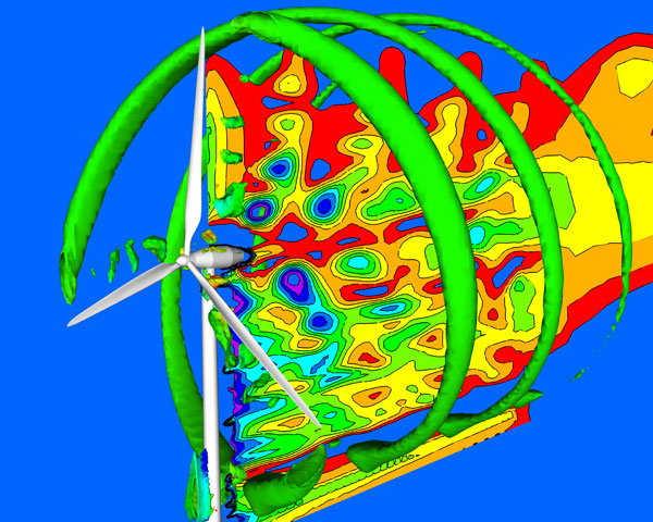 Renewable energy CFD simulation and modelling using unsteady rotating ...