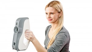 One of the 3d scanners used by TotalSim is the Artec Eva ™