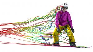 SnowboarderStreamlines