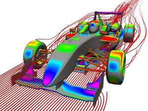 F3 Aero Map
