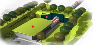 Catesby Tunnel Aerodynamic Test Facility
