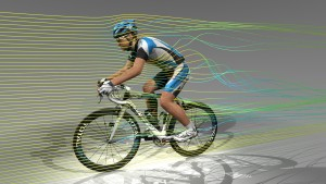 Cycling aerodynamics using Computational Fluid Dynamics
