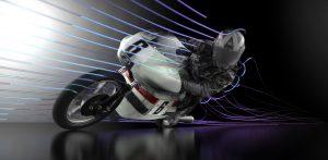 JPN Motorcycle CFD by TotalSim