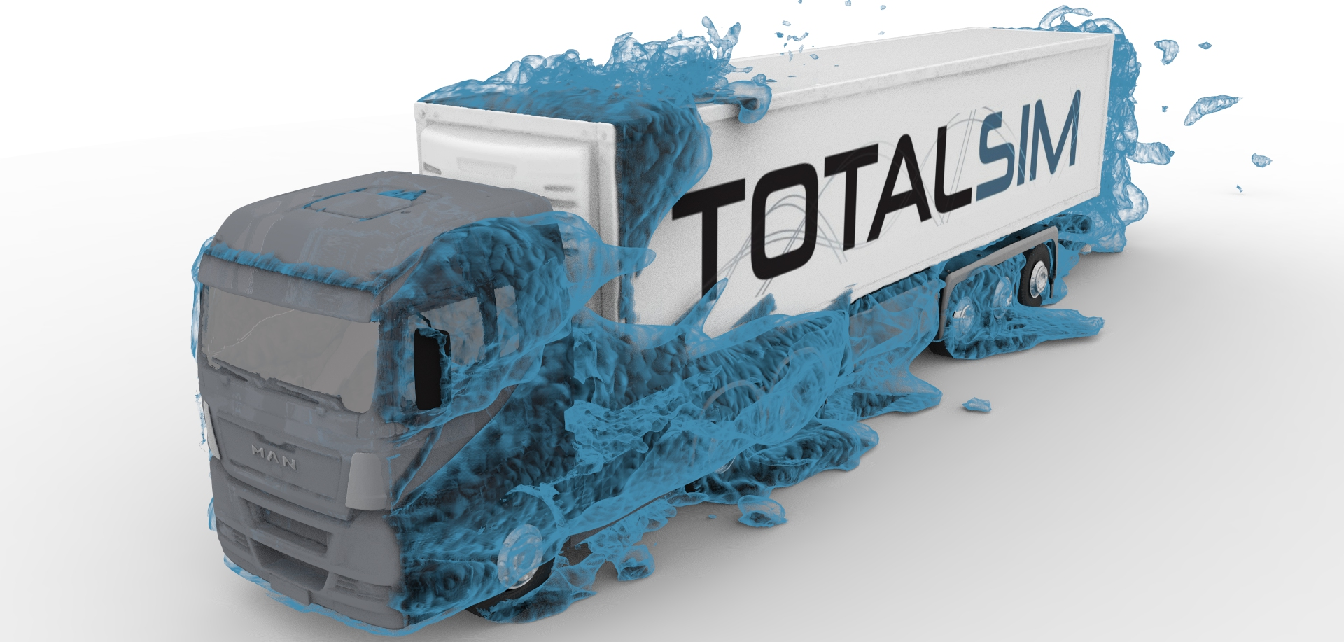 CFD Image Gallery | Experts in CFD | TotalSim Ltd